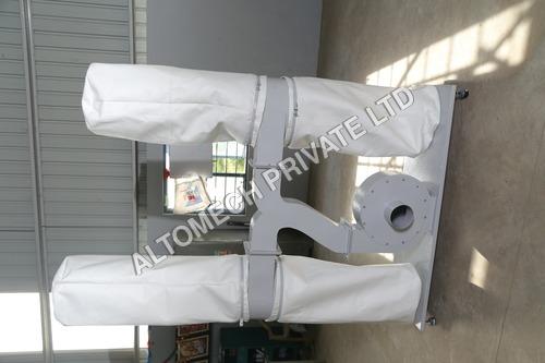 Flour Mill Dust Collector