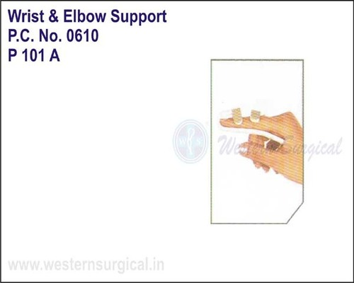 Finger Splint Base Baltype