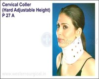 Cervical collar Hard Adjustable