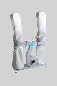 industrial dust collector for woodworking