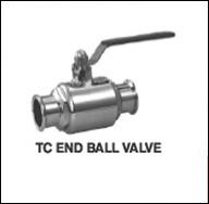 Tc End Ball Valve
