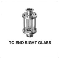 Tc End Sight Glass