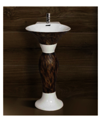 Decent pedestal Wash basin