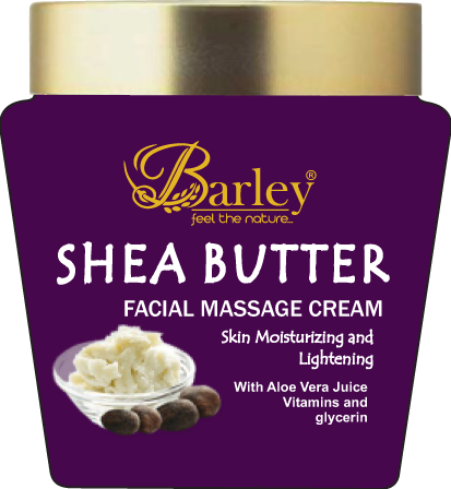 Barley Shea Butter Facial Cream