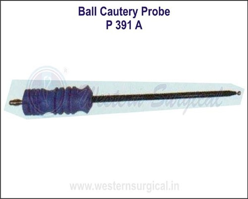 Ball Cautery Probe
