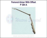 Femoral Aimer with Offset