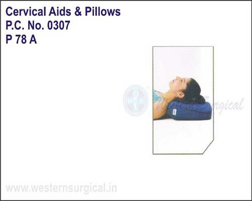 Cervical Pillow Deluxe Upholstery