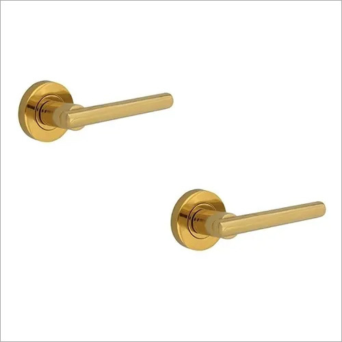 Brass Rose Handle