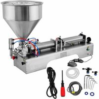 Liquid Paste Filler Machine