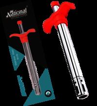 Swift Gas lighter SS Body Soft Grip Handle