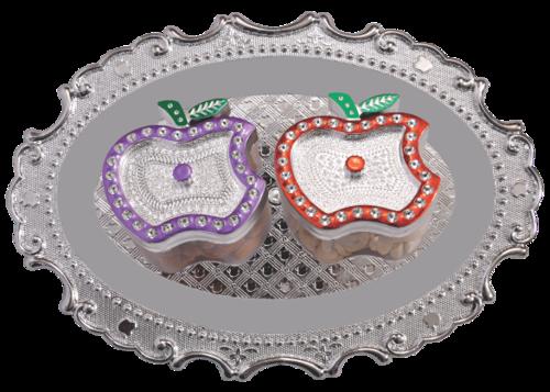 Apple Oval Multipurpose box