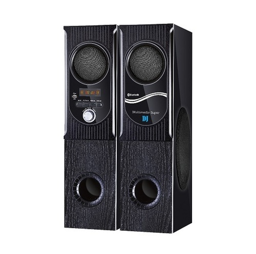 Double Tower Speakers