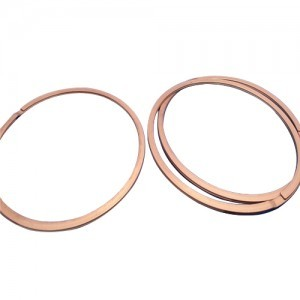 Double -Turn laminar sealing rings combined