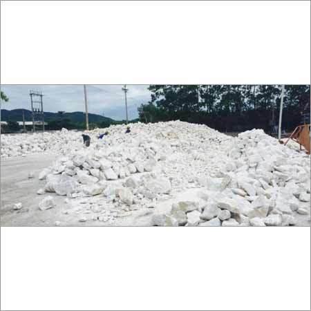 Grounded Calcium Carbonate