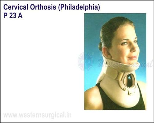 Cervical Orthosis (Philadelphia)