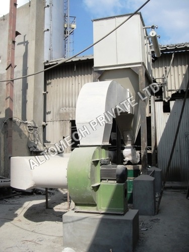 dust collector for cement industry