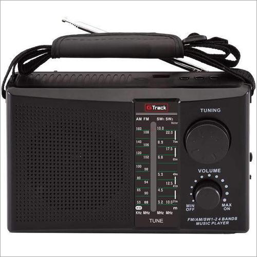 G Track FM Radio