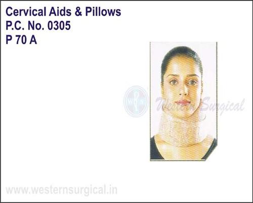 Cervical Collar Semi-Soft(Front Closure)