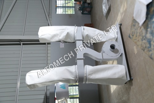 Industrial Sawdust Collection System