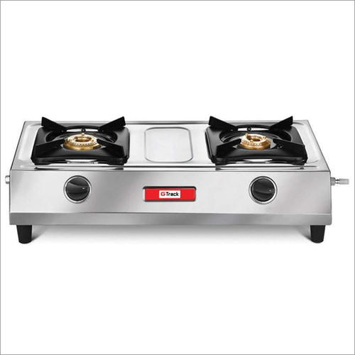 Two Burner SS Gas Stove