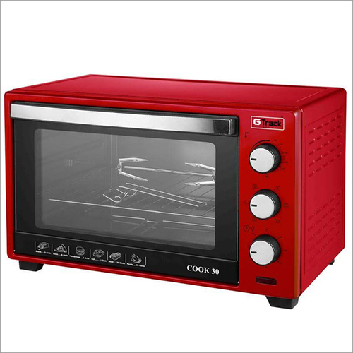 G Track Electric Oven
