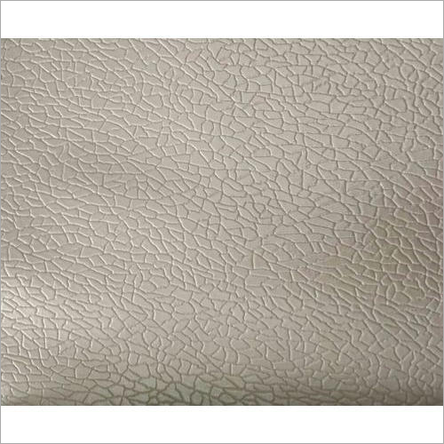 Embossed Artificial Leather Fabric