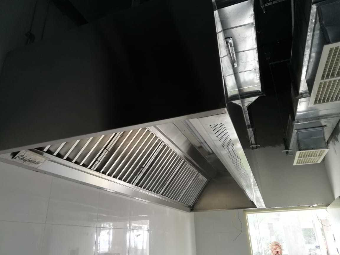 Commercial Kitchen Exhaust System
