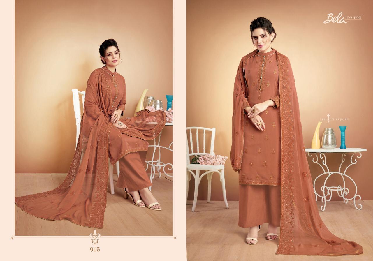 Chiffon Designer Salwar Kameez