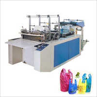 Compostable Bag Making Machine