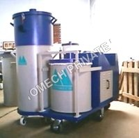 industrial vacuum cleaning system