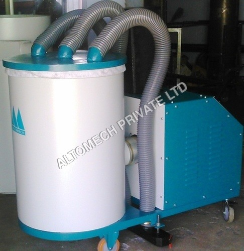 Industrial Dry Vacuum Cleaner  - AMV