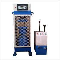 Digital Compression Testing Machine - Plate Model