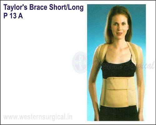 Taylor's Brace short/Long