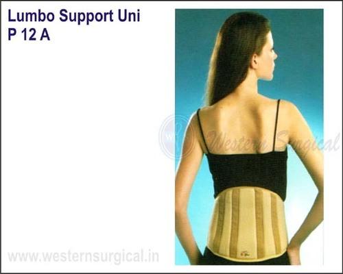 Lumbo support Uni