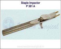 Staple Impactor