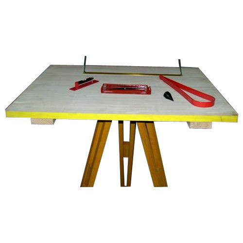 Plane Table Machine Weight: 150  Kilograms (Kg)