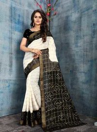Gharchola Panetar Cotton saree