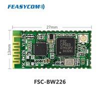 FSC-BT906 Bluetooth 4.2 Data/Audio Module SPP/GATT Support RoHs Compliant