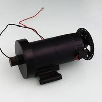 Treadmill motor,Ø82mm PMDC motor,ZYT-82SR-30-5A