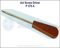 ACL Screw Driver