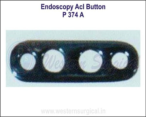 Endoscopy ACL Button