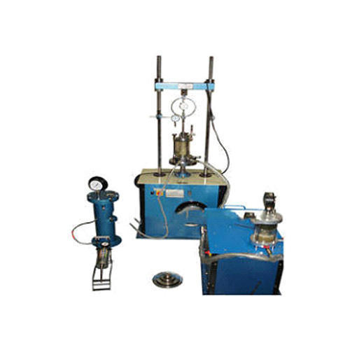 Soil & Sand Testing Equipments
