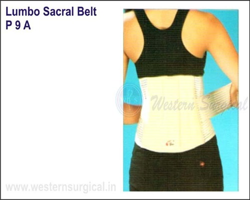 Lumbo sacral Belt