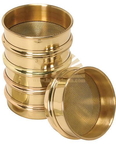 Brass Sieves 200mm Dia
