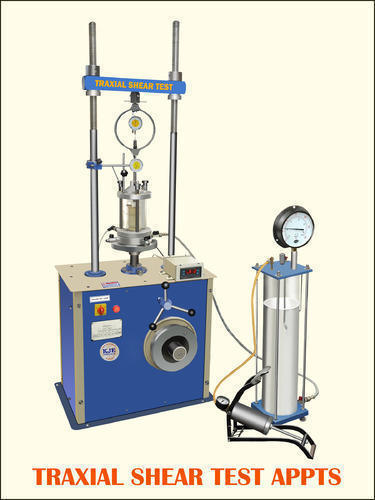 Sand And Soil Testing Equipment