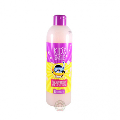 Childrens Shampoo And Shower Gel