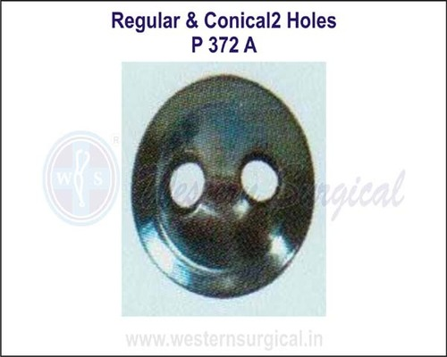 Regular & Conical 2 Holes