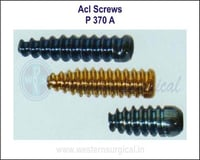 ACL Screws