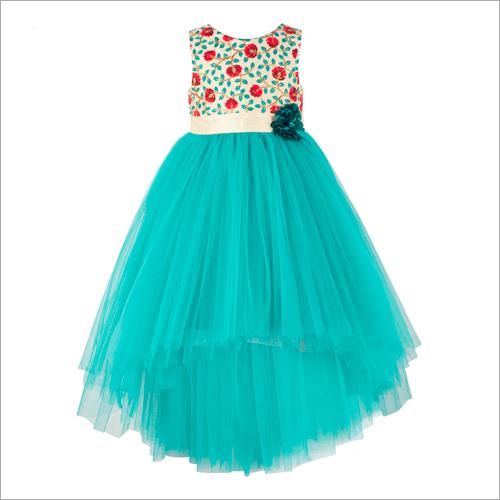 kids high low dress