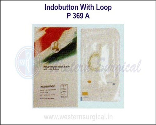 Endobutton with Loop